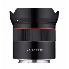 Samyang AF 18mm f/2,8 FE SONY E  - E-mount