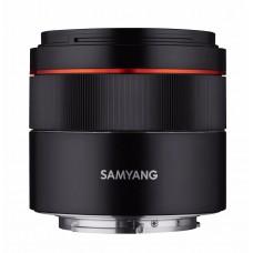 SAMYANG AF 45mm f/1.8 Sony FE - E-mount