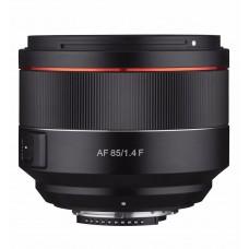 SAMYANG AF 85mm f/1.4 Nikon F - Nikon F