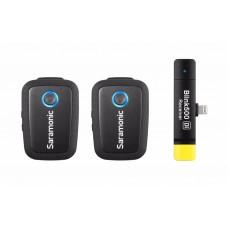 SARAMONIC BLINK 500 B4 (TX+TX+RX DI) 2 TO 1 - 2,4 - Lightning
