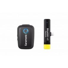 SARAMONIC BLINK 500 B5 (TX+RX UC) 1 TO 1 - 2,4 GHZ - USB-C