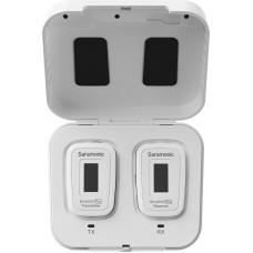Saramonic Blink 500 Pro B1 White 2,4GHz wireless - Hvid