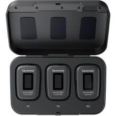 Saramonic Blink 500 Pro B2 2,4GHz wireless w/3,5mm - Sort