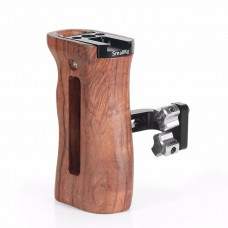 SMALLRIG 2093 HANDLE WOODEN UNIVERSAL SIDE