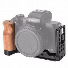 SMALLRIG 2387 L-Bracket for EOS M50