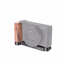SMALLRIG 2467 L-Grip Wooden for Sony RX100 III-VII