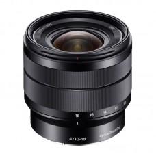 Sony 10-18 F4,0 SEL1018