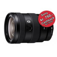Sony 16-55mm F2,8 G SEL1655G + Protect Filter U/B - Cashback 750,-