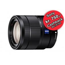 Sony 16-70mm F4 G OSS T* SEL1670Z - Cashback 750,-