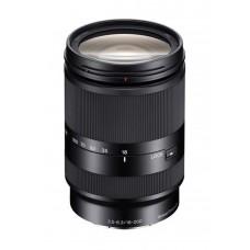 Sony 18-200mm f/3.5-6.3 LE Sort - E-mount