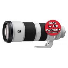 Sony 200-600mm f/5,6-6,3 G FE - E-mount