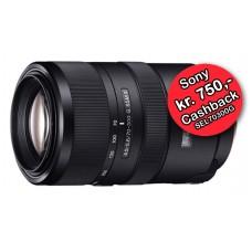 Sony 70-300mm F/4-5,6 G SSM II - Cashback 750,-