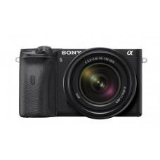 Sony A6600 m/18-135mm black