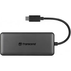 Transcend Cardreader TS-HUB5C 3-port HUB - USB-C