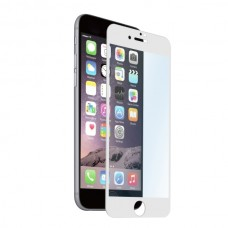 Vivanco Fuldskærm Beskytt.sglas iPhone 8/7/6 Hvid