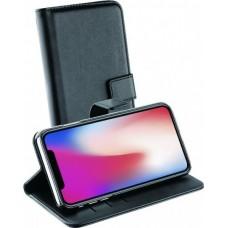 Vivanco Wallet View Case iPhone XR Black