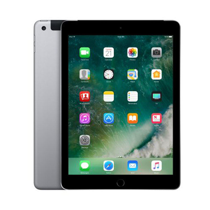 Apple iPad 5 128GB WiFi + Cellular (Space Gray) -  - Grade B